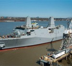 USS Anchorage Will Officially Join the U.S. Navy