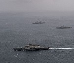 USS Fort Worth completes First CARAT Exercise with Bangladesh Navy