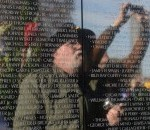 Thousands Pauseed to Remember Fallen Vietnam Veterans