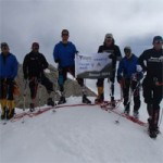 Severe Weather Forced Wounded Warriors to end 20,320-foot climb to Raise Awareness