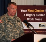 Warrior Transition Command Launches 'Hire a Veteran' Campaign