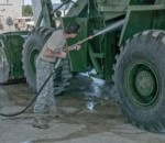 New Wash Rack System Used by Nevada National Guard Conserves Water and Money