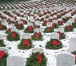 Thousands Gather to Honor Fallen Veterans for Wreaths Across America Day