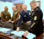 Budget Impact on Quality of Life Concerns Top Enlisted Leaders