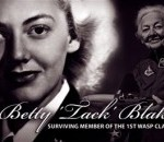 Betty 'Tack' Blake: Only Surviving Member of 1st WASP Class
