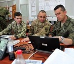 Combined Intel Cell Keeps Brigade Leaders 'In The Know'