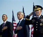 Obama, Hagel, Dempsey Commemorate 9/11 Anniversary