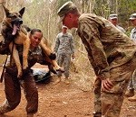 Working Dog Competition Tests Skills, Builds Camaraderie