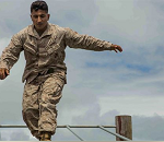 Marines Maintain Combat Mindset