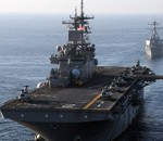 George Washington Completes Countermeasure Wash-Down System Testing