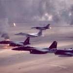 A Look Back at Desert Storm, 25 Years Later