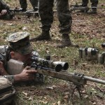 Division Combat Kills Center Begins Pre-Scout Sniper Course