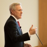 Secretary of the Navy Ray Mabus Names Fleet Replenishment Oiler