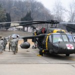 'Thunder' Medics Conduct Medical Evacuation Training