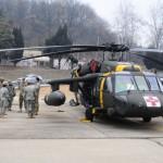 'Thunder' Medics Conduct Medical Evacuation Training