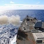 US, Japanese Ships Start Tactical Exercise Near Guam