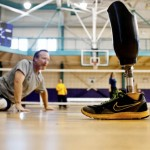 Wounded Warriors Introduced to Adaptive Athletics During Training Camp