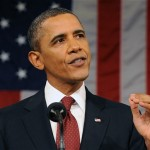 Obama Points to U.S. Strength in State of the Union Address