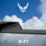 Air Force Reveals B-21 Long Range Strike Bomber