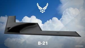 B-21 Long Range Strike Bomber