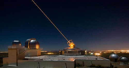 Laser Weapons Development by 2023