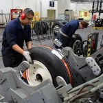 Al Udeid Shop Operates Most Productive AF Wheel, Tire Repair Facility