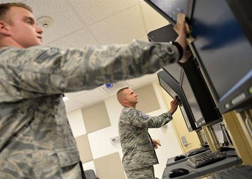Airmen Provide Missing Link