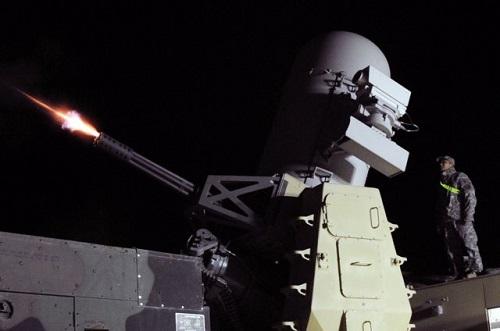 Short-Range Air Defense