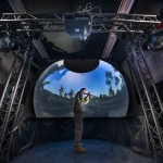 Virtual Reality Dome Impact of Real-Life Scenarios on Cognitive Abilities