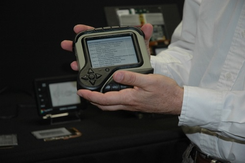 PDAs Revolutionize Battlefield Healthcare