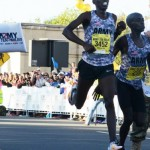 Army's Chelimo Wins Portland 3K in world-pace time