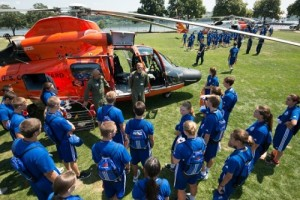 U.S. Coast Guard Academy Offers Introductory Program for High School Students