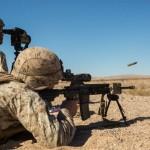 First IAR Designated Marksman Course Held Aboard Combat Center