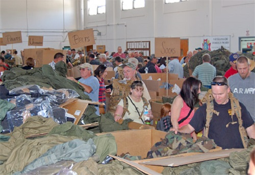 Charitable Efforts for Veterans in the U.S.