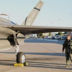 Luke Pilot Flies 500th Hour in F-35