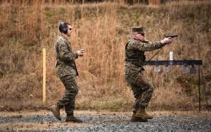 Marine Corps Combat Shooting Team