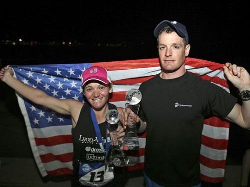 Marines Complete World Marathon Challenge