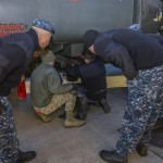 Yokota Airmen Help Prepare Sailors for Refuels