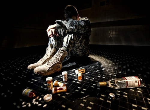 Overcoming Addiction As A Veteran