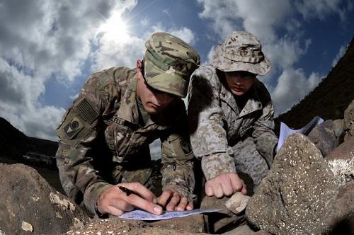 Joint Service Corporals Course