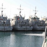 Nautical Horizon Tests Wartime Reserve Boat Program
