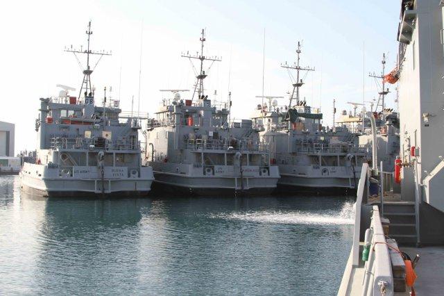 Wartime Reserve Boat Program