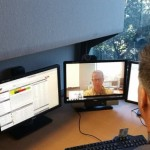 Tele-Behavioral Health, 'Face-to-Face' Teleconferencing Between Health Providers & Patients