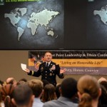 'Be That Shining Light,' Vice Chief Urges Students