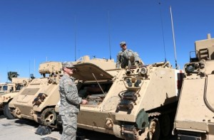 Army Vehicles Get Technology Upgrades