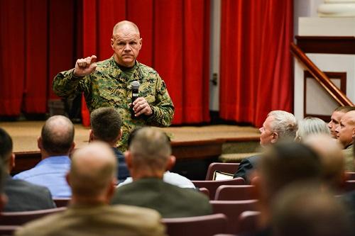 Warfighting Lab Promotes Innovation