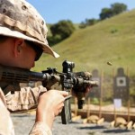 Recon Marines Conduct Shooting Package to Prepare for 11th MEU