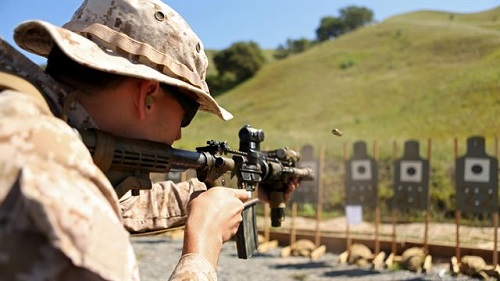 combat marksmanship program
