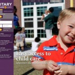 Army Transitions to Simplified DOD Request for Childcare Website