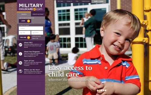 Childcare Website